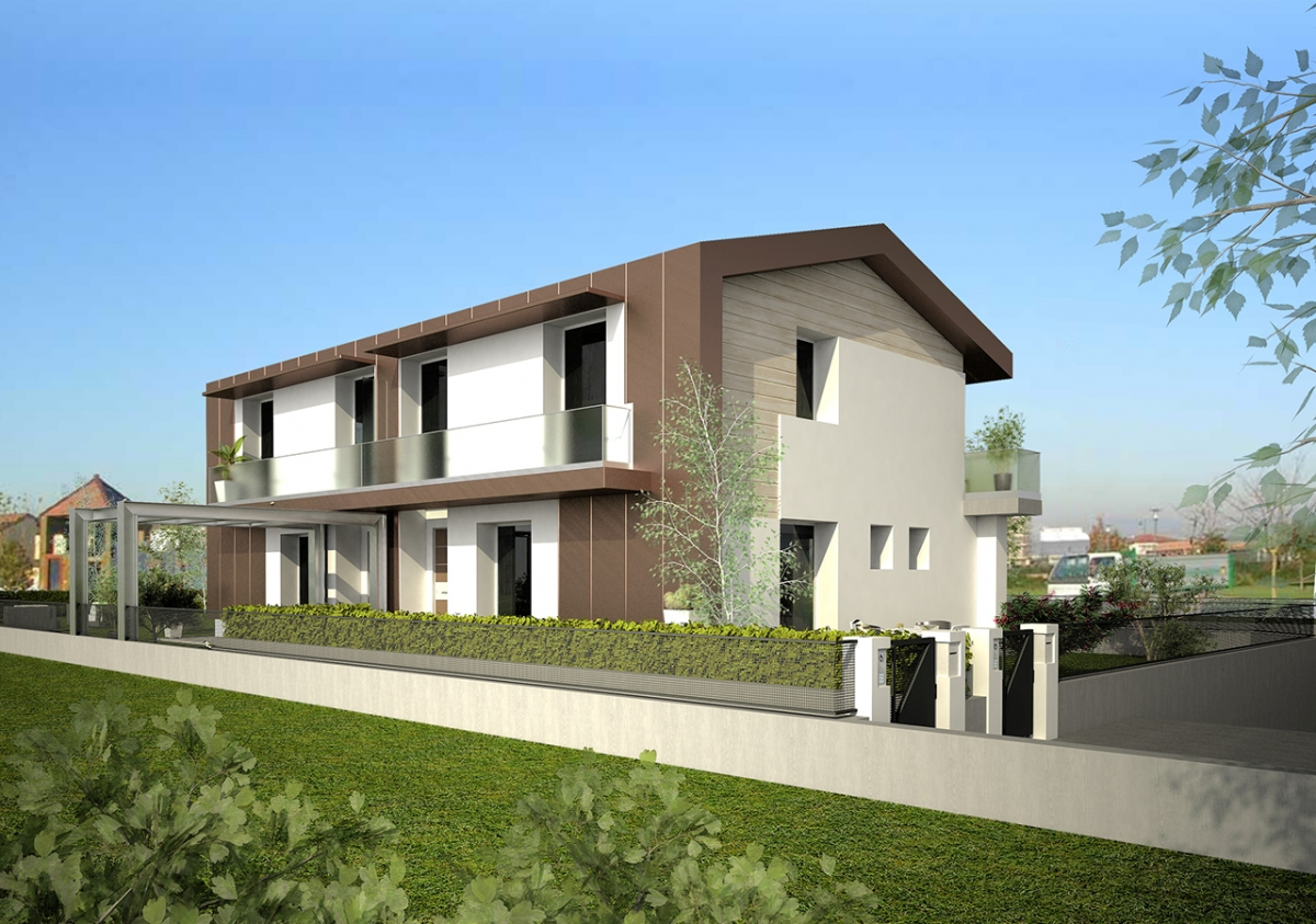 Progettazione architettonica nazzareno leonardi for Tipi di abitazione
