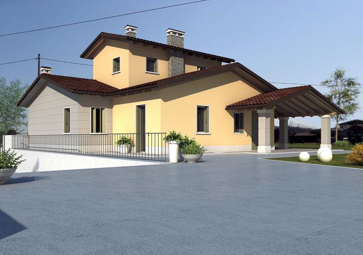 Abitazione unifamiliare a Montecchio Precalcino