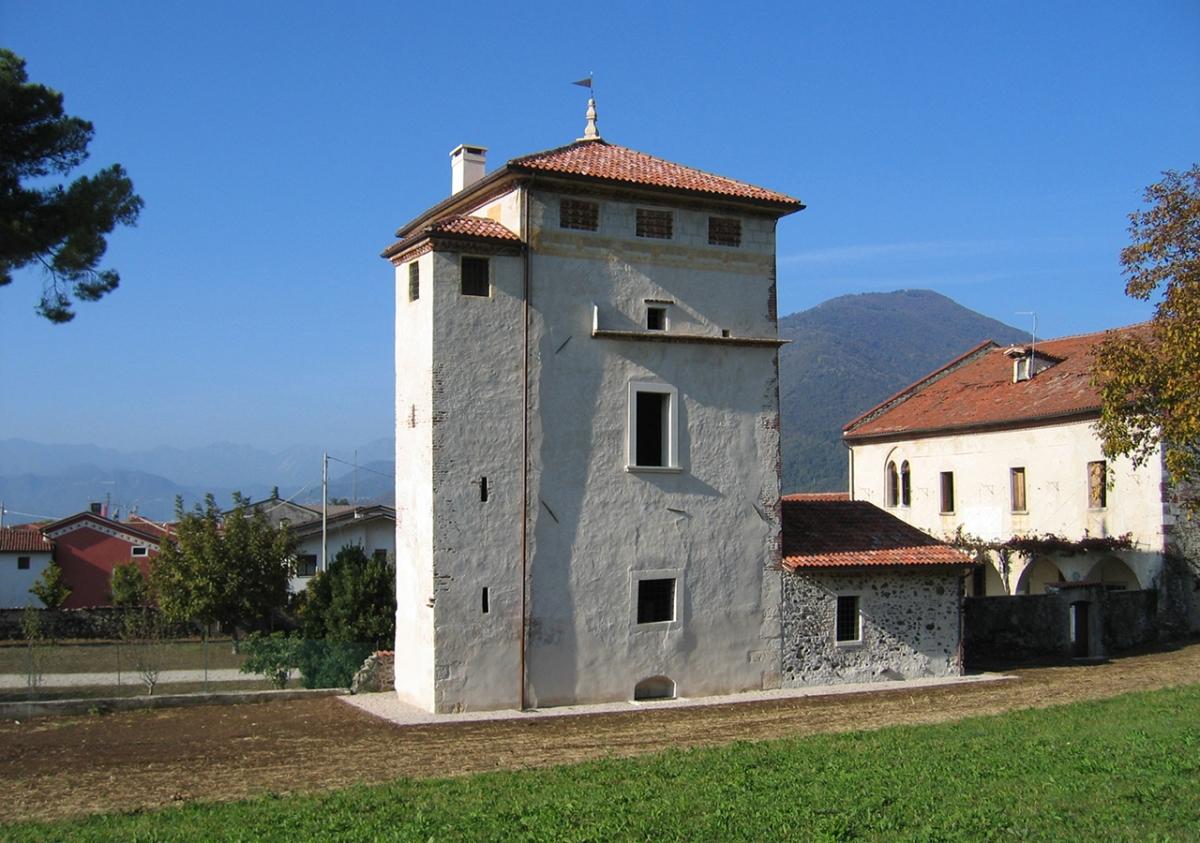 Colombara Villa Capra Carretta a Carrè (2)