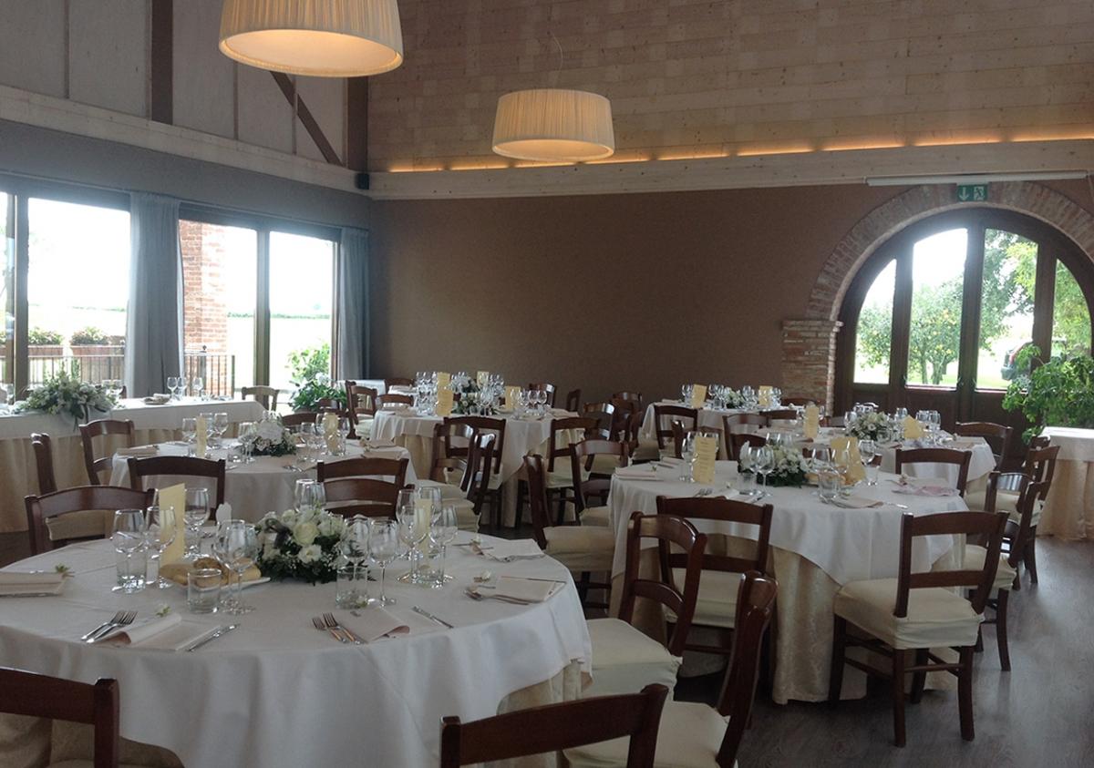 Ristrutturazione e ampliamento ristorante Casa Lidia a Breganze