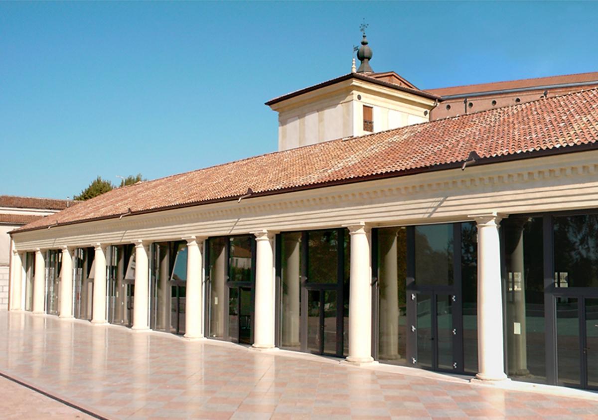 Restauro Barchessa Monza a Dueville
